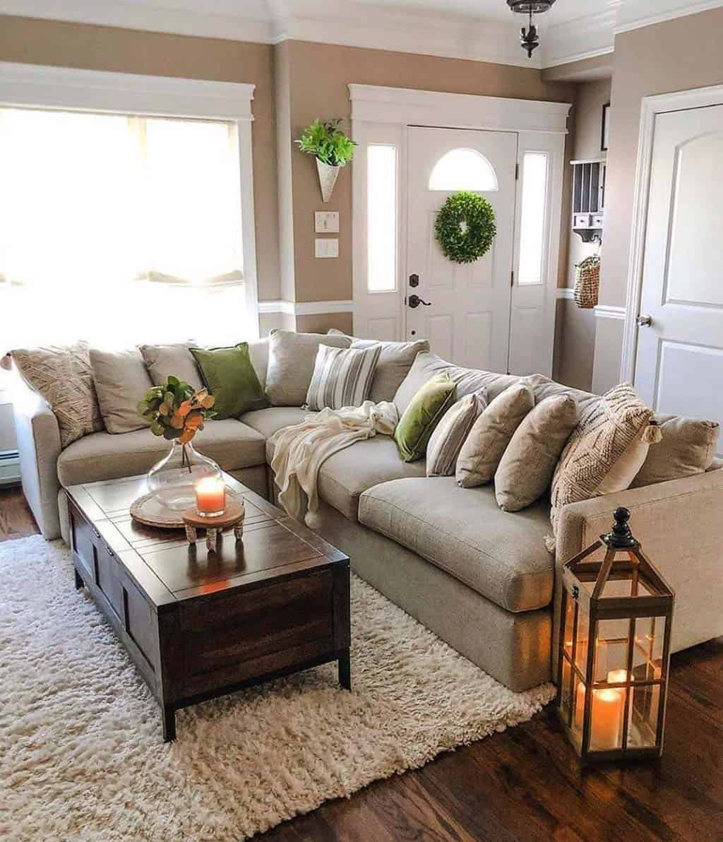 35 Cozy Home Interior Design Ideas: 33 Fantastic Ideas To Cozy Your Home With Farmhouse Fall Decor
