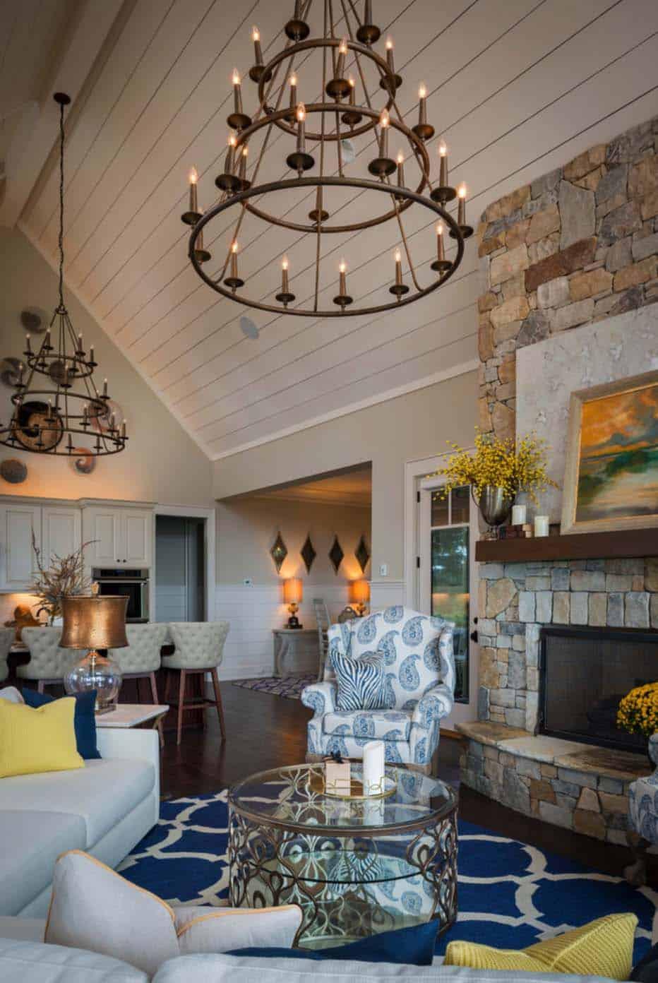 craftsman-style-living-room