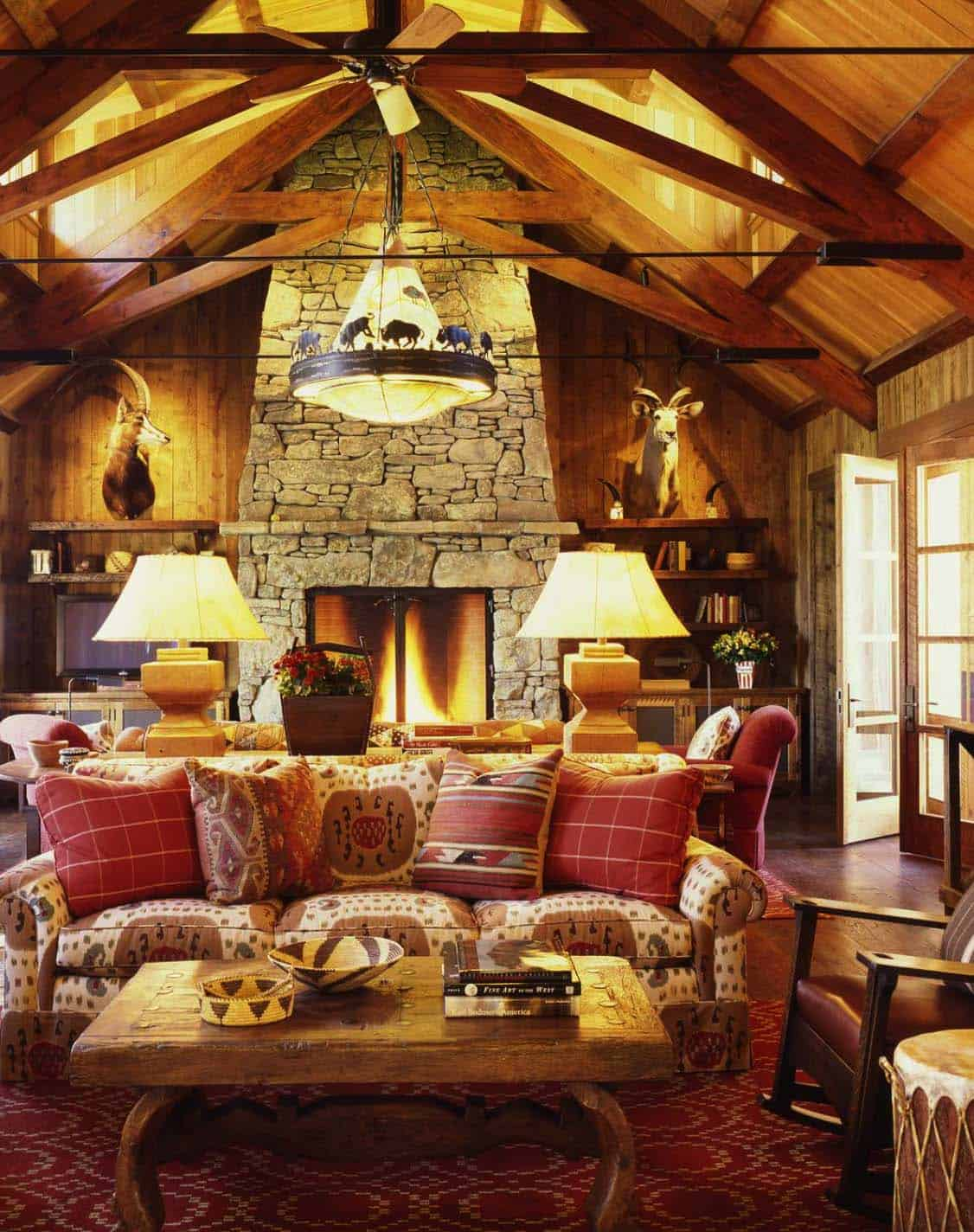 family-ranch-rustic-living-room