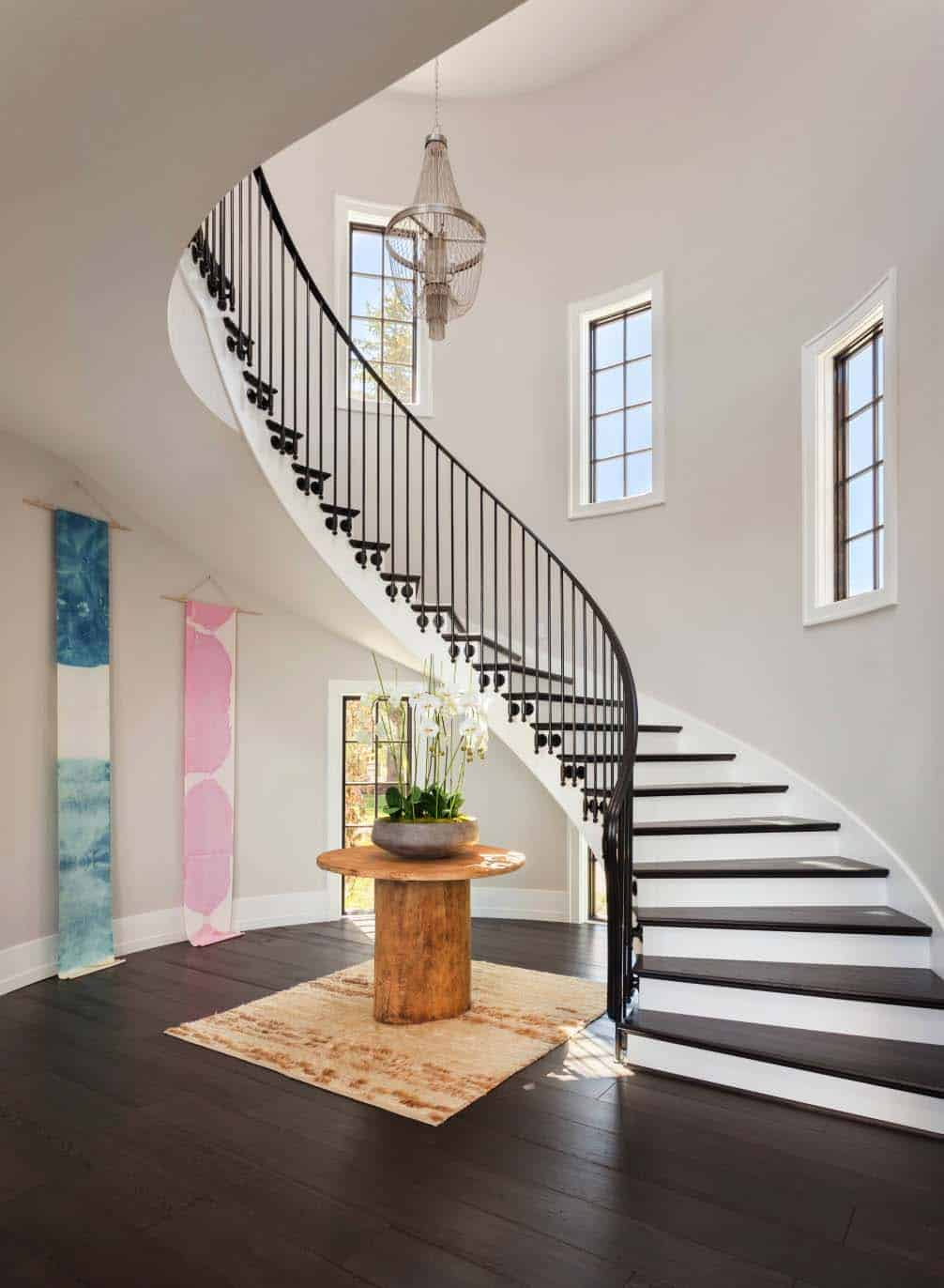 french-country-transitional-staircase
