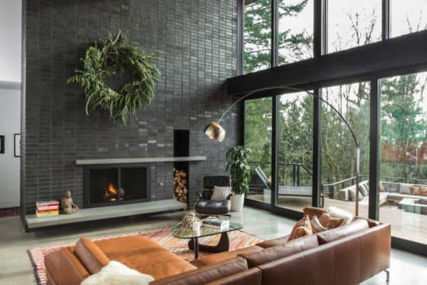 featured posts image for Midcentury modern home in Portland embraces indoor-outdoor living