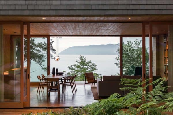 featured posts image for Idyllic modern shelter for family getaways on wind-swept Orcas Island