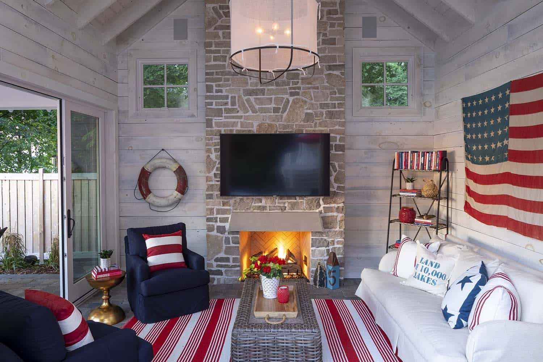 farmhouse-beach-style-pool-house-living-room