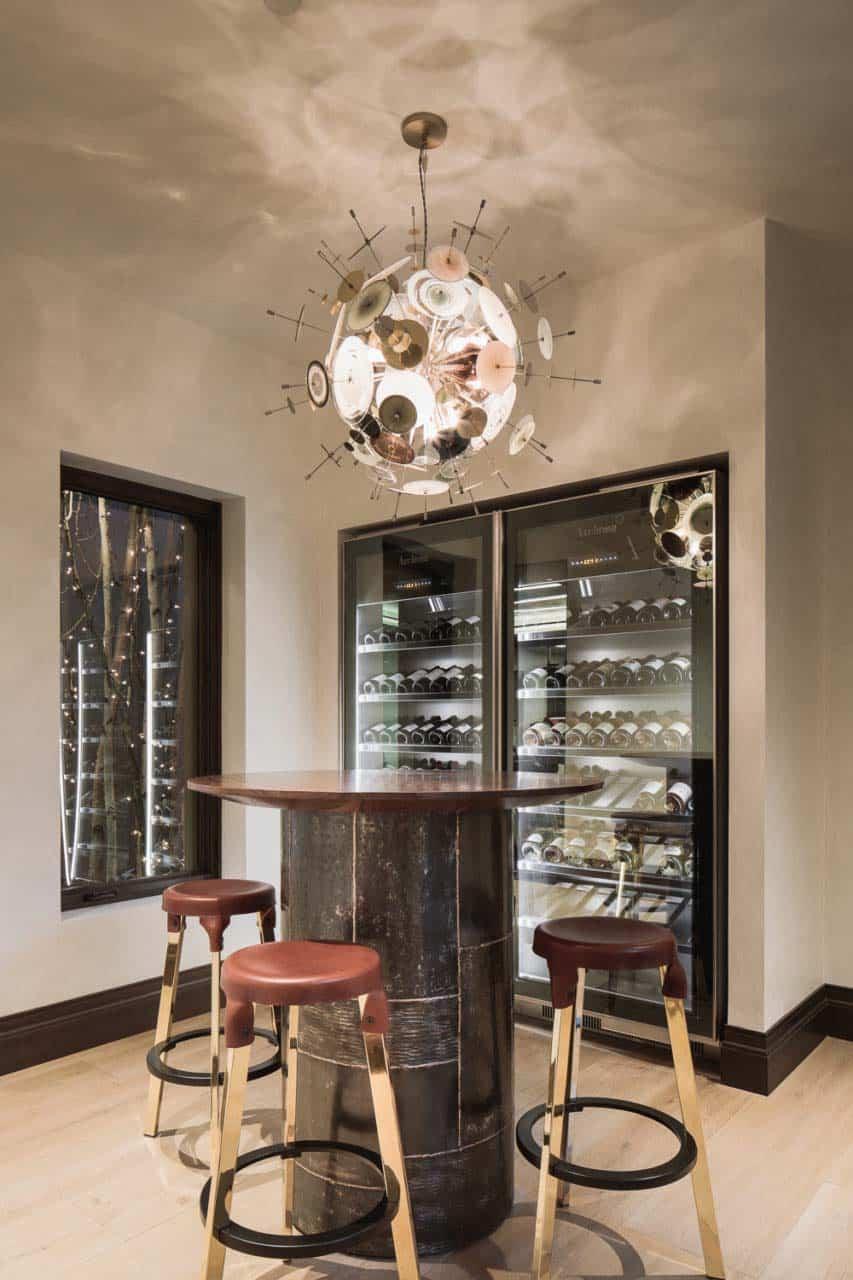 modern-mountain-home-wine-room