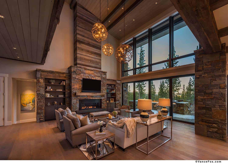 mountain-modern-cabin-living-room