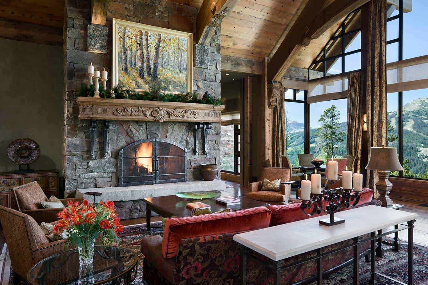residence-rustic-living-room