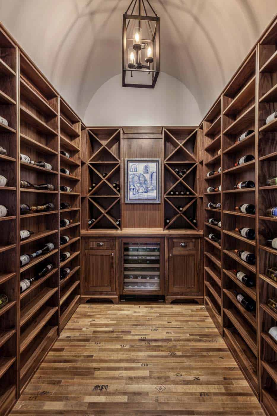 traditional-style-wine-cellar
