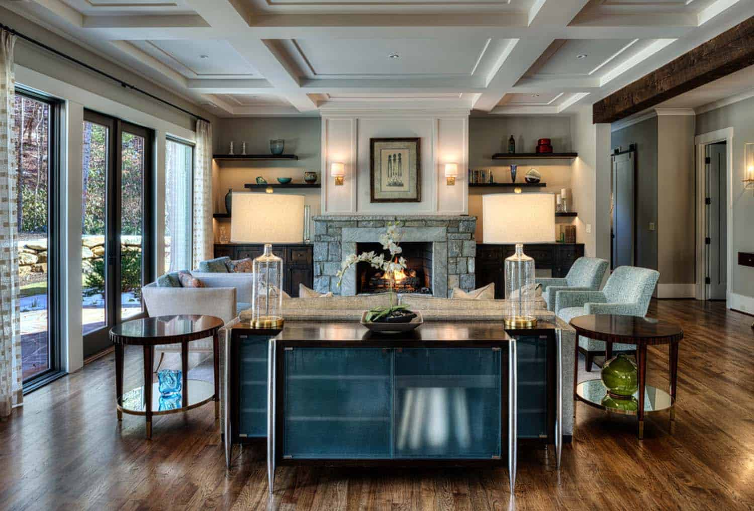 transitional-mountain-home-contemporary-living-room