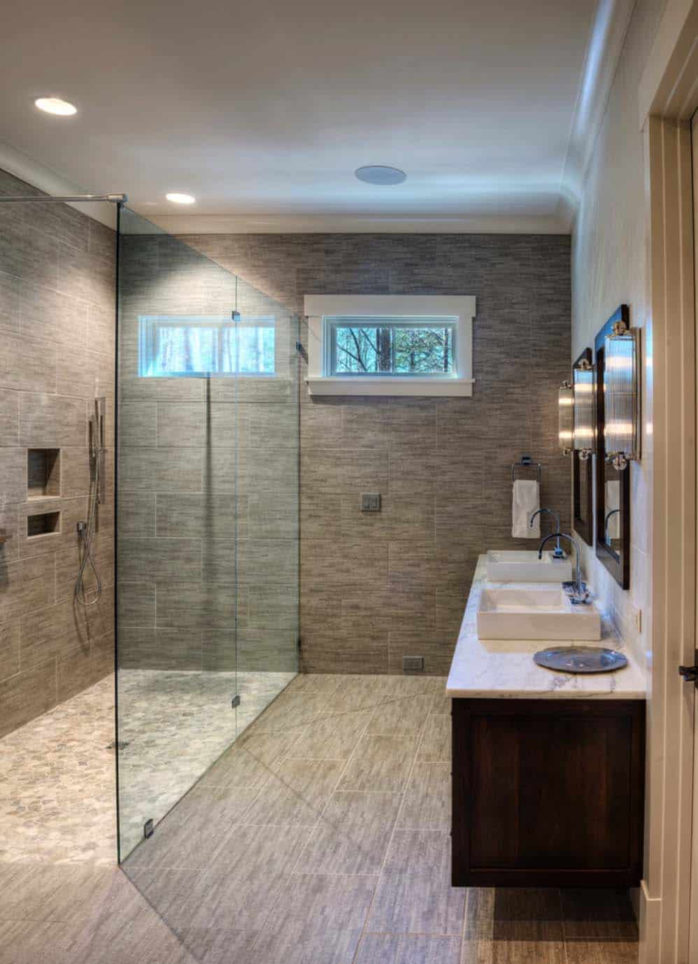transitional-mountain-home-contemporary-bathroom