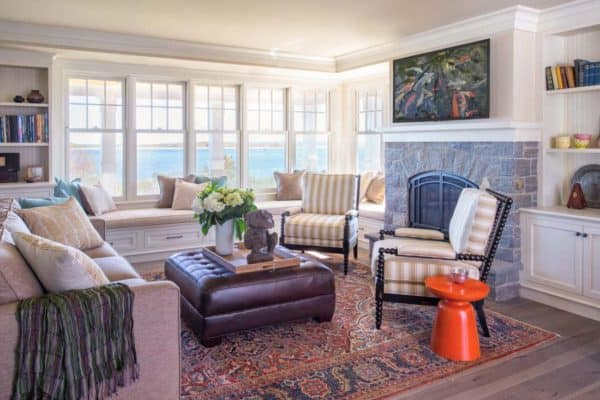 featured posts image for Seaside dream cottage with a contemporary twist in Massachusetts