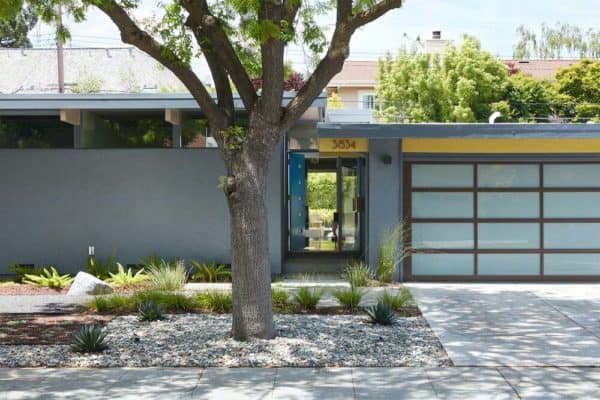 featured posts image for Midcentury home in Northern California gets a refreshing renovation