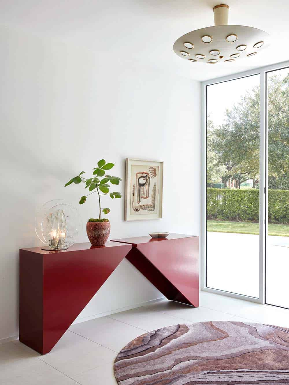 mid-century-contemporary-entry
