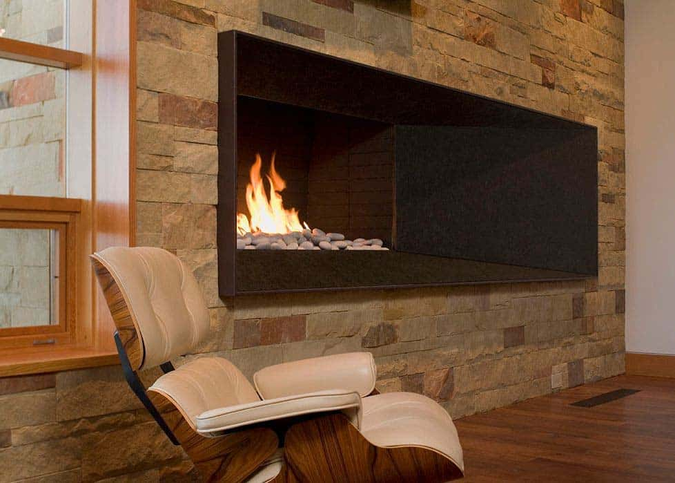 contemporary-bedroom-fireplace