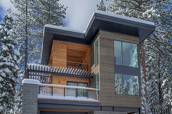 featured posts image for Magnificent prefabricated home in Squaw Valley: Base Camp Loft