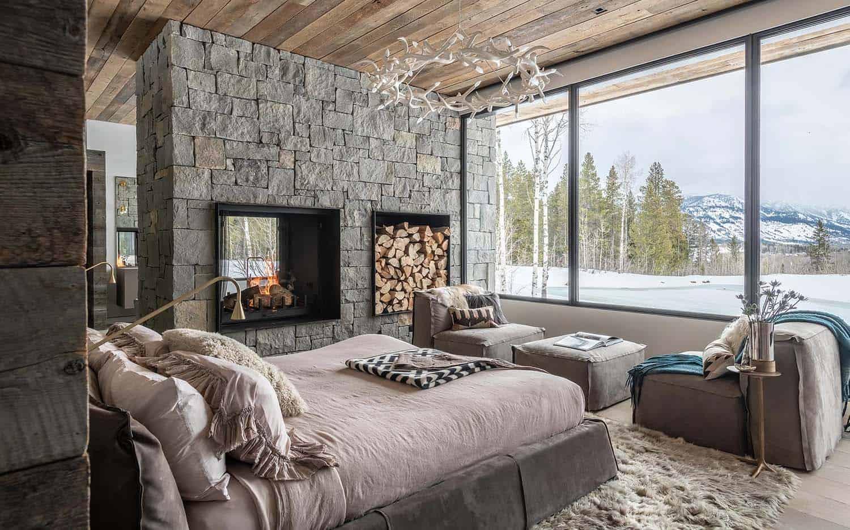 mountain-modern-master-bedroom