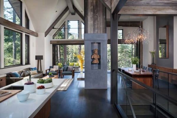 featured posts image for Idyllic vacation retreat in the beautiful mountains of Lake Tahoe