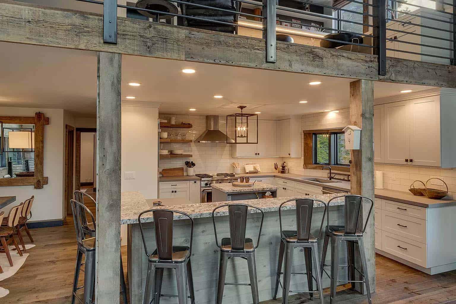 mountain-modern-chalet-kitchen