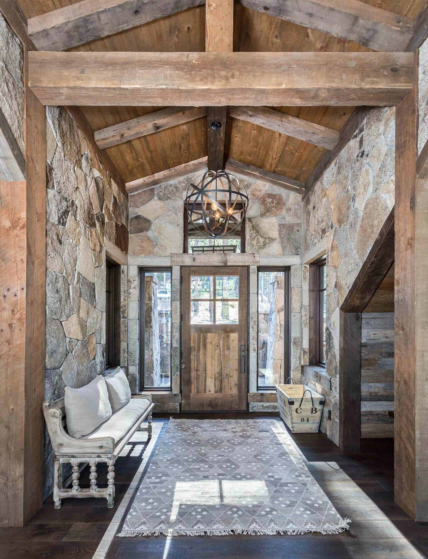 rustic-contemporary-ski-retreat-entry