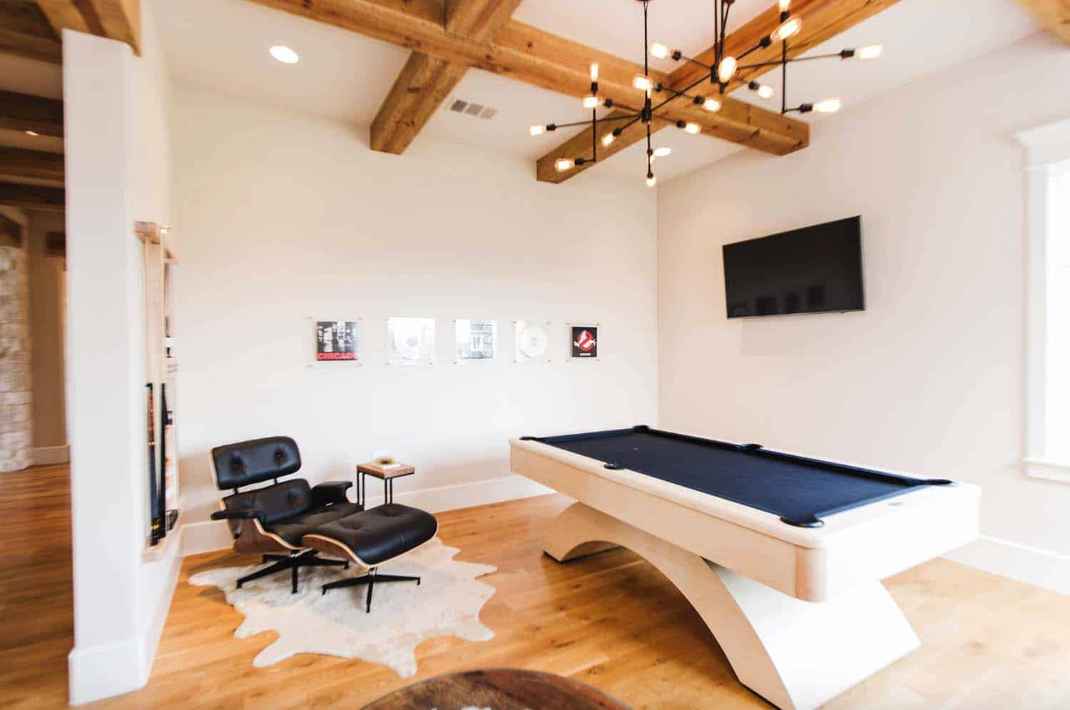 rustic-contemporary-game-room-contemporary-family-room