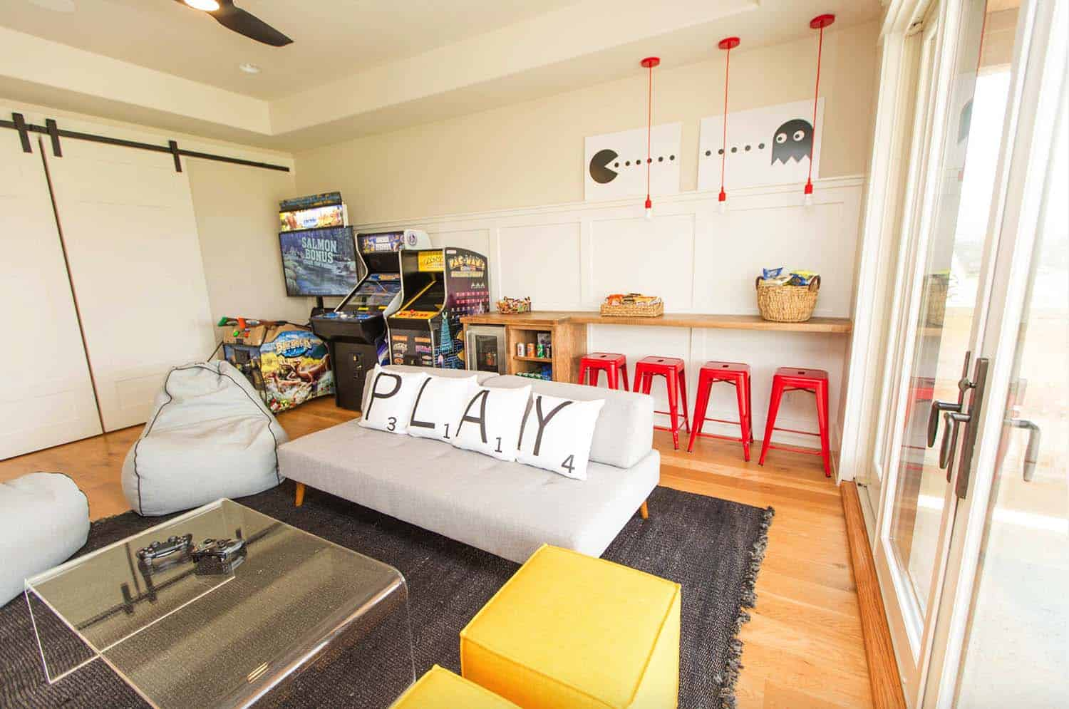 rustic-contemporary-kids-game-room