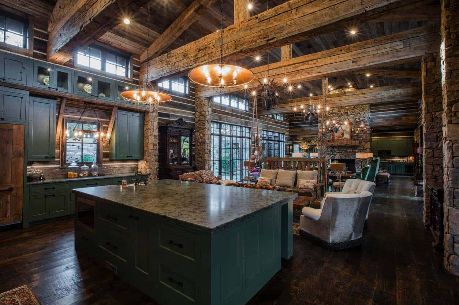 farmhouse-rustic-dining-room