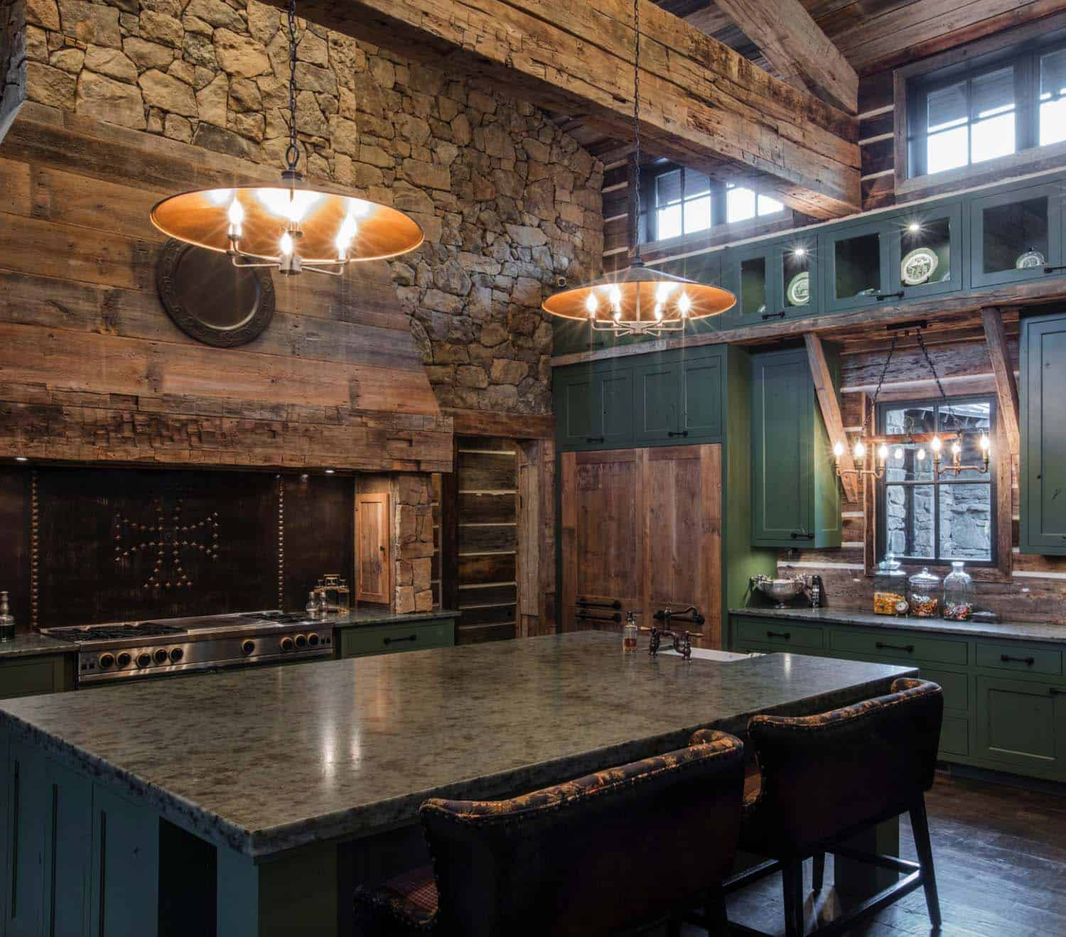farmhouse-rustic-kitchen