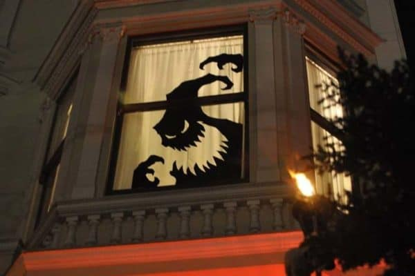 featured posts image for 28 Spooky Halloween Silhouette Ideas For Decorating Your Windows