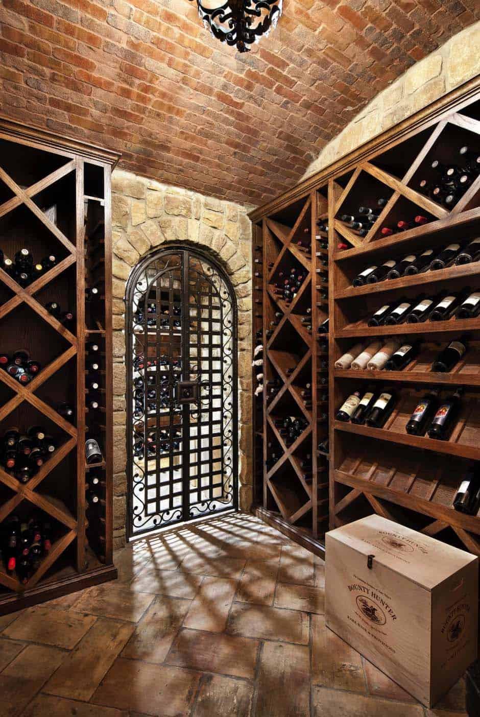 english-manor-traditional-wine-cellar