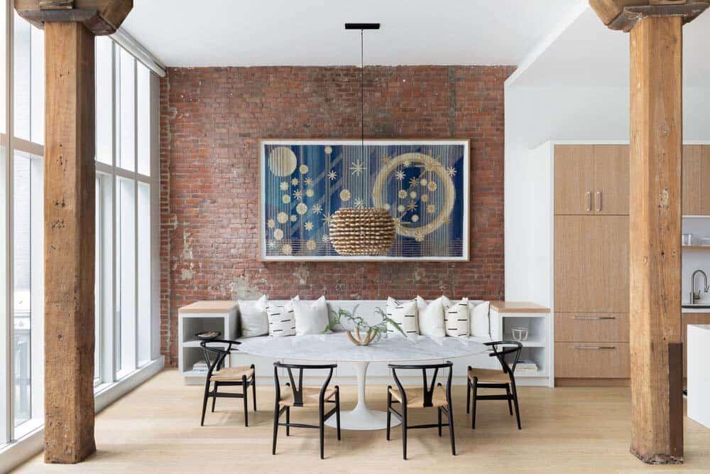 transitional-loft-dining-room