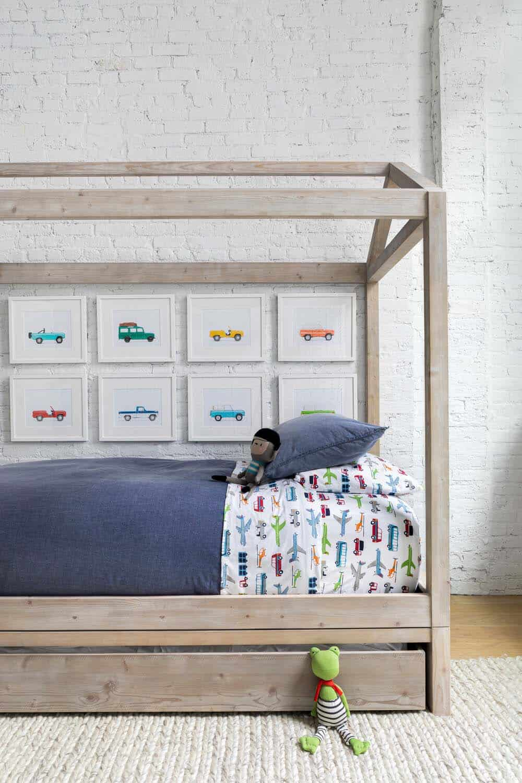 transitional-loft-kids-bedroom