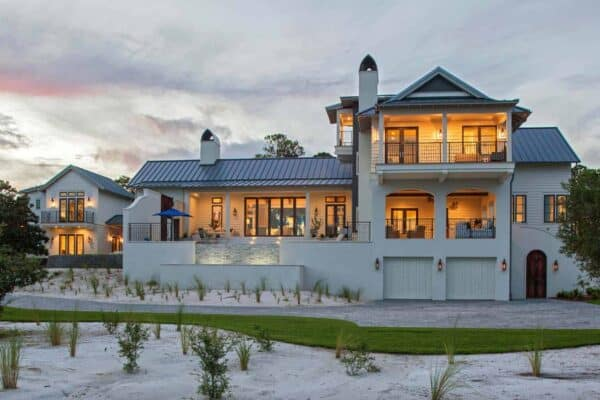 featured posts image for Lovely seaside home nestled into dunes of Miramar Beach, Florida