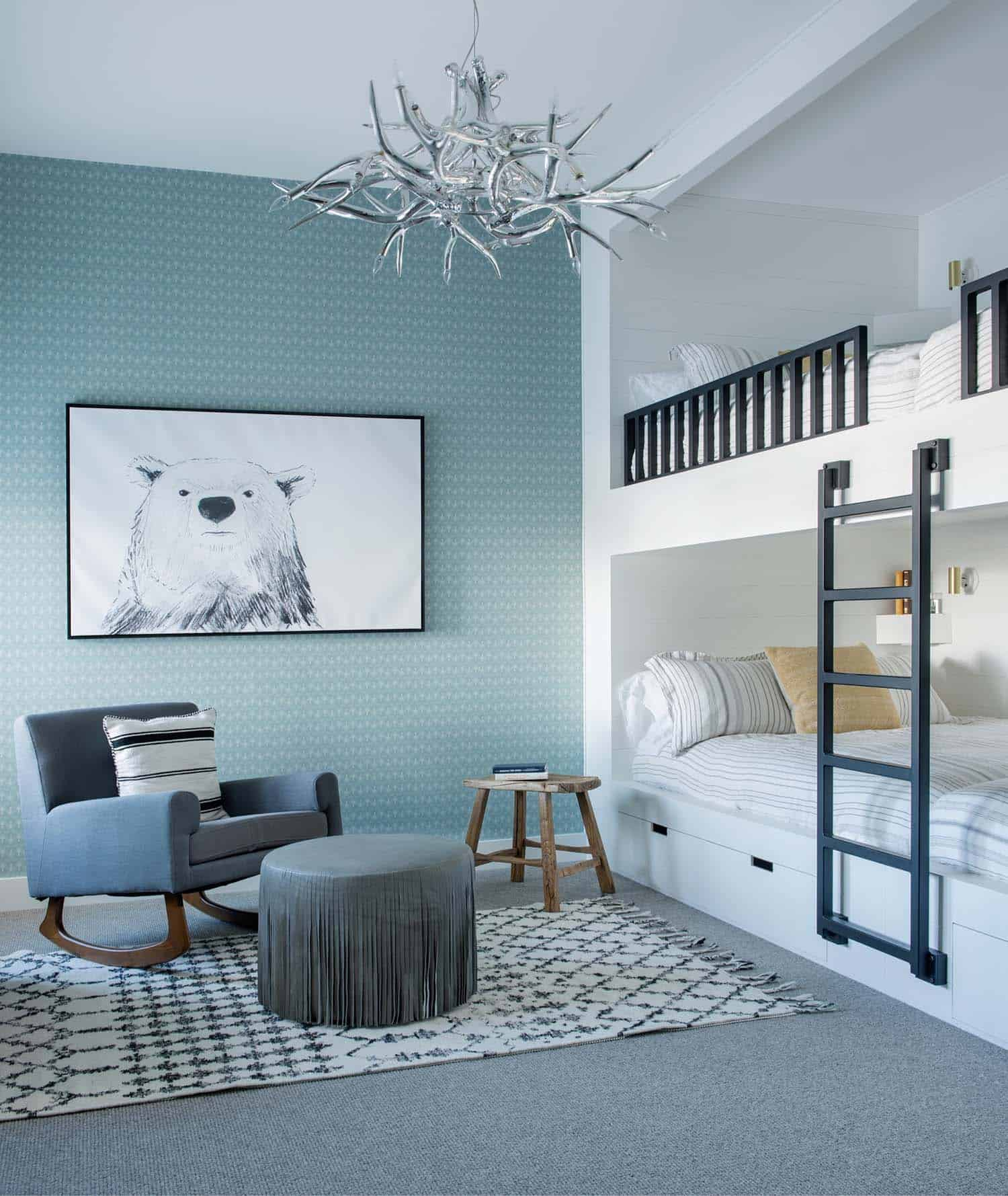 ski-chalet-kids-bunk-bedroom