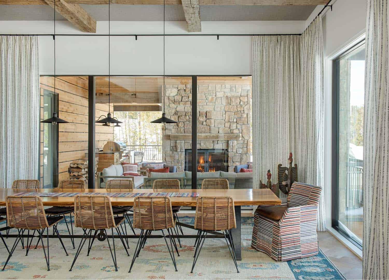 ski-chalet-dining-room