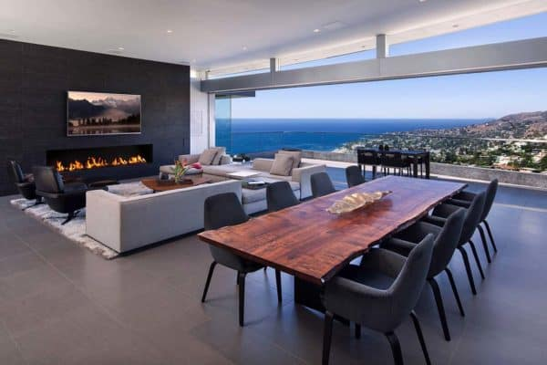 featured posts image for Sleek and sexy contemporary style home overlooking Laguna Beach