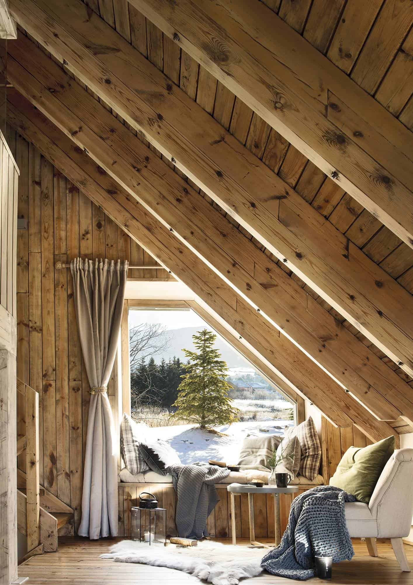 cozy-woodsy-mountain-cabin-window-seat