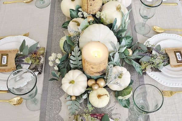 featured posts image for 24 Gorgeous Thanksgiving Centerpiece Ideas To Add Holiday Elegance