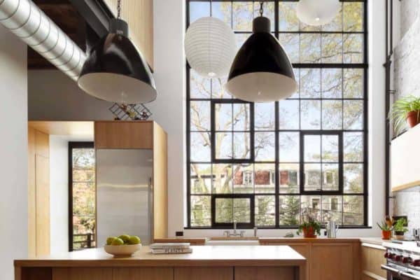 featured posts image for Brilliant renovation of a multi-level Landmarked townhouse in Brooklyn