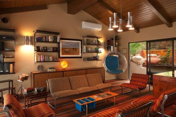 featured posts image for Mid-century modern ranch house remodel adds warmth and whimsy in LA