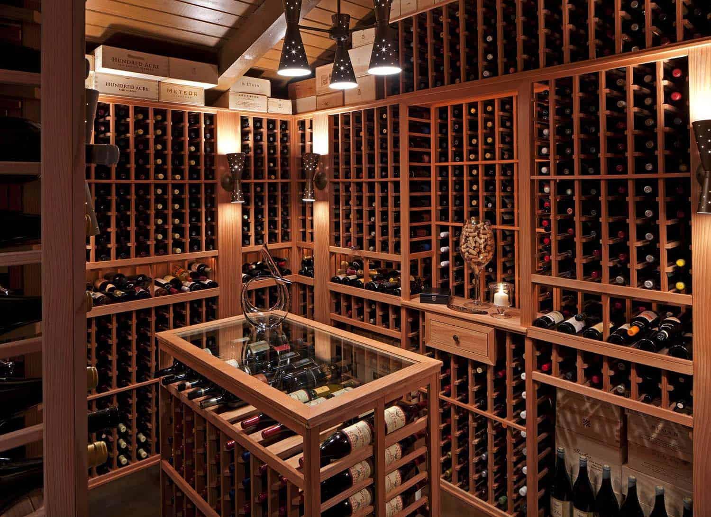 mid-century-modern-ranch-wine-cellar