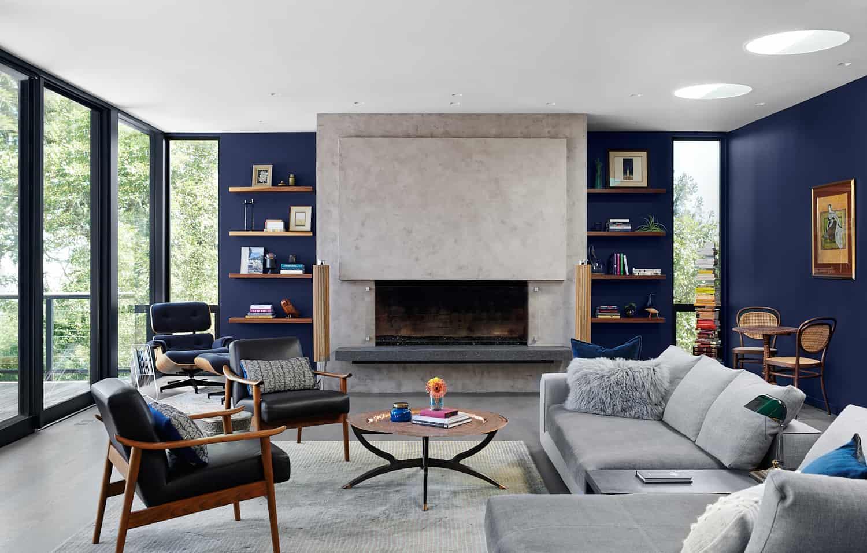 Midcentury Modern House Gets Inspiring Makeover In