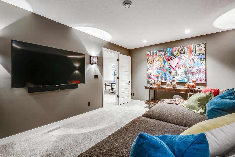 modern-farmhouse-media-room