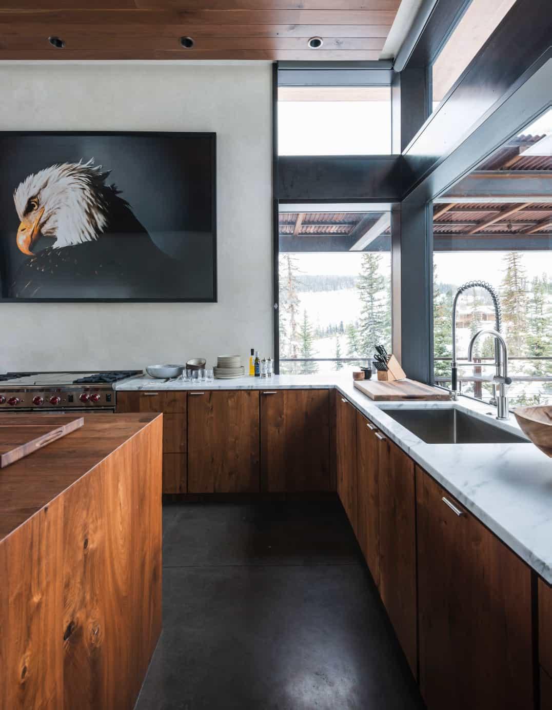mountain-modern-rustic-kitchen