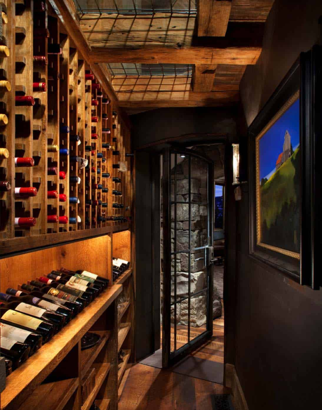 mountain-rustic-wine-cellar