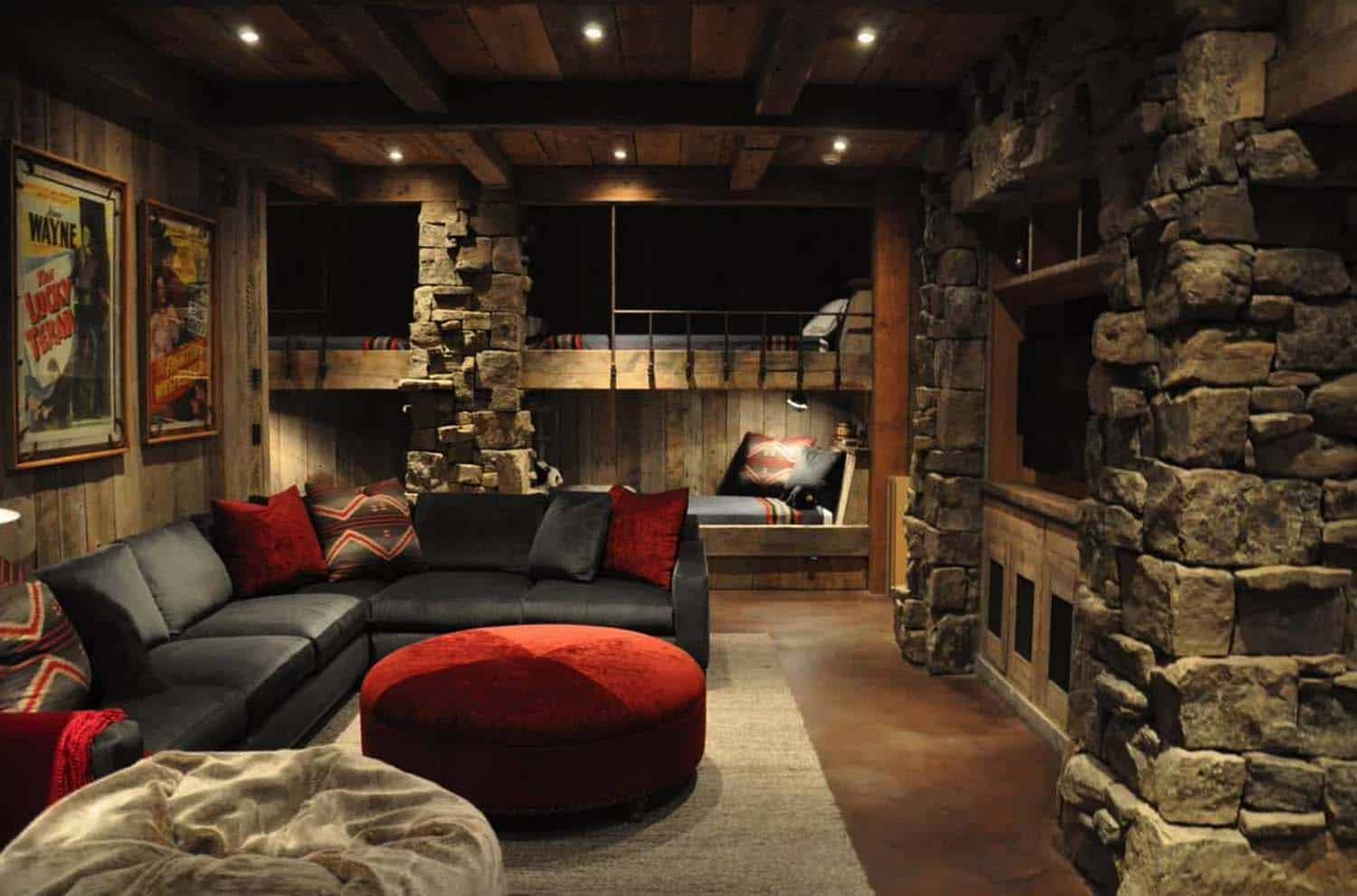 mountain-rustic-kids-dungeon-playroom
