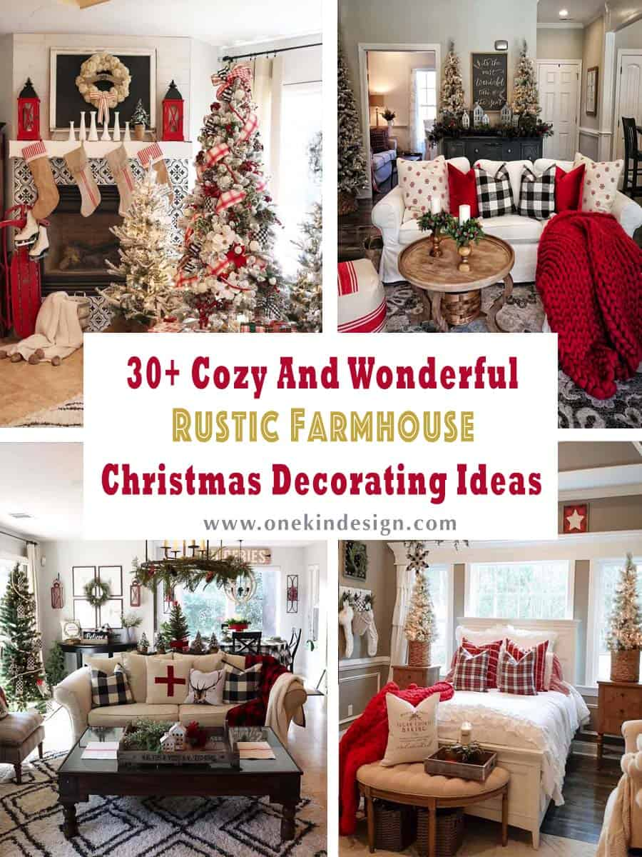 wonderful-rustic-farmhouse-christmas-decorating-ideas