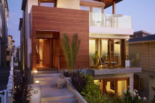 featured posts image for The ultimate Balinese-inspired home with views of Malibu coastline