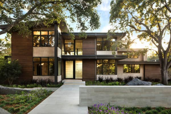 featured posts image for Captivating contemporary home with indoor-outdoor living in California