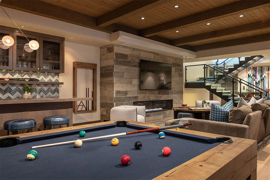 contemporary-lodge-style-game-room