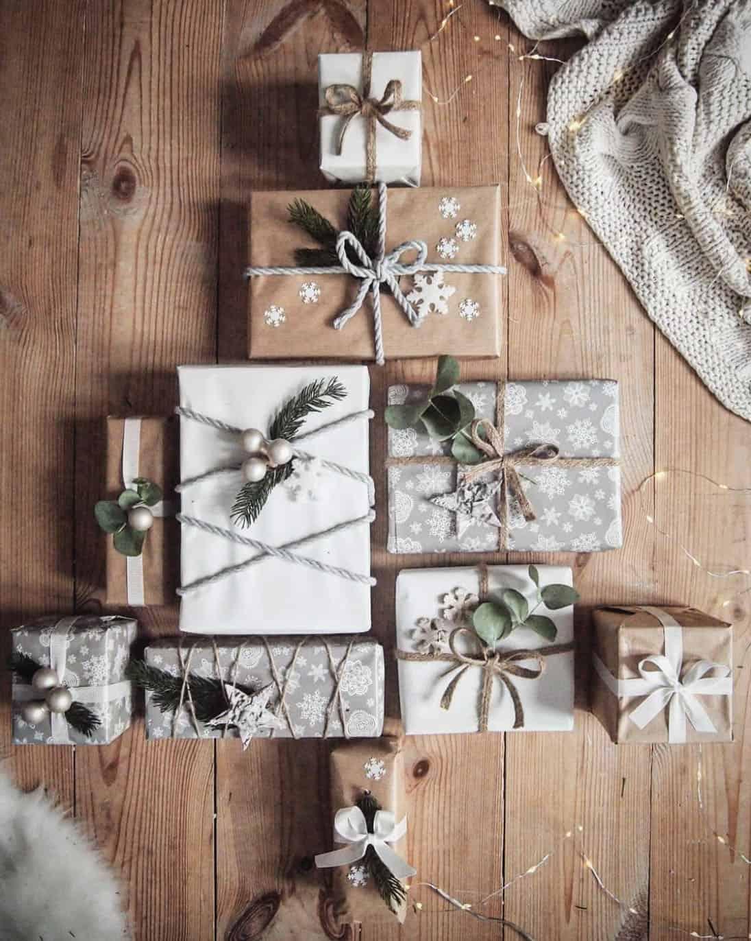 christmas-decor-ideas-gift-wrap