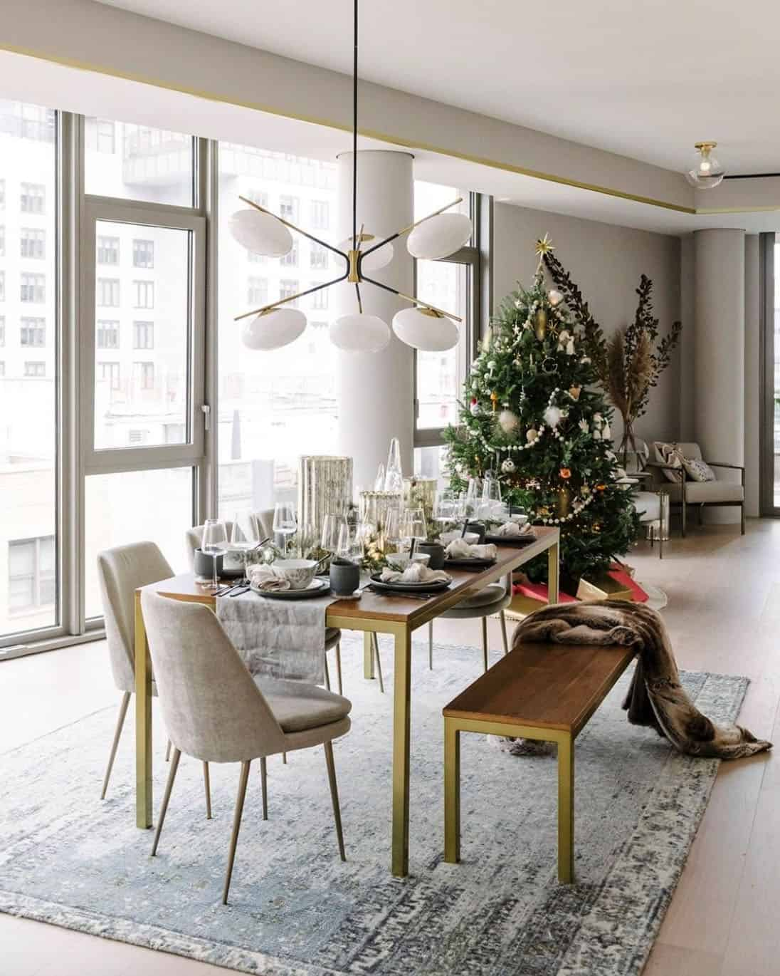 gorgeous-christmas-table-setting-ideas-modern